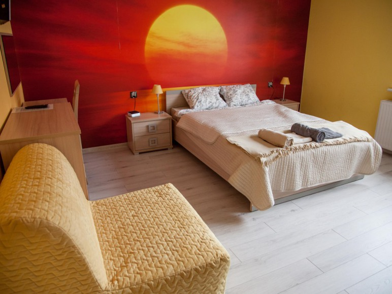 Studio Słoneczne 30 m2