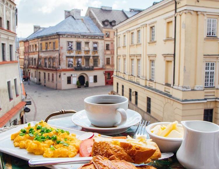 Śniadanie z Mandragory