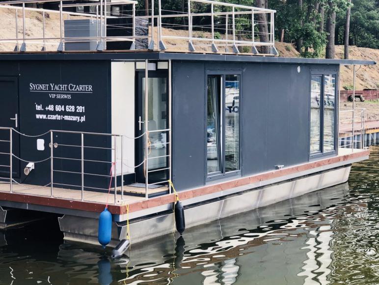 Apartament na wodzie