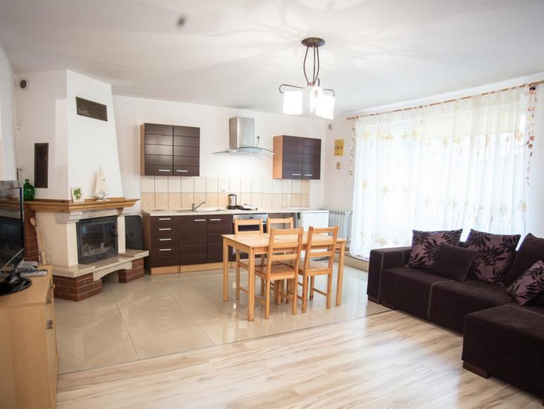 Apartament typu studio 2-4 osobowy