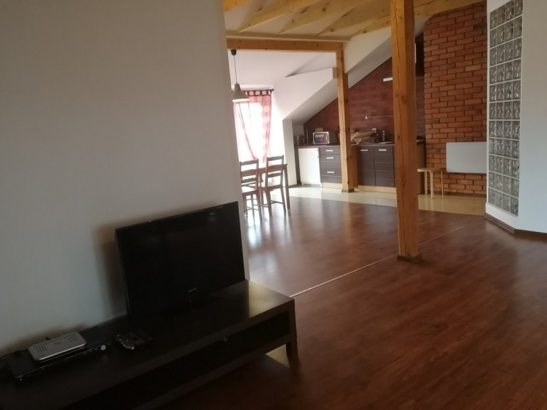 Apartament typu loft