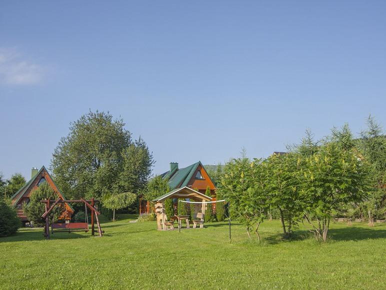Domki u Eli Buczkowice koło Szczyrku