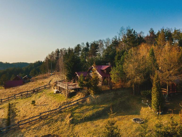 Domek Lindy na Kaszubach