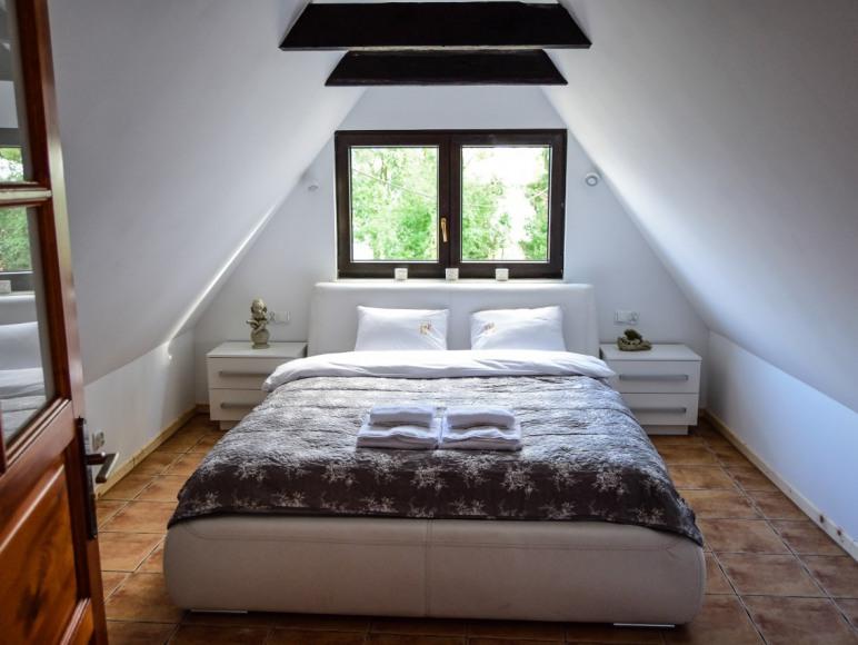 Apartament Żeglarski, sypialnia