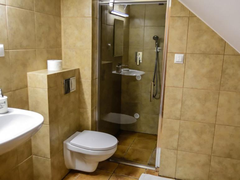 Apartament Żeglarski, łazienka
