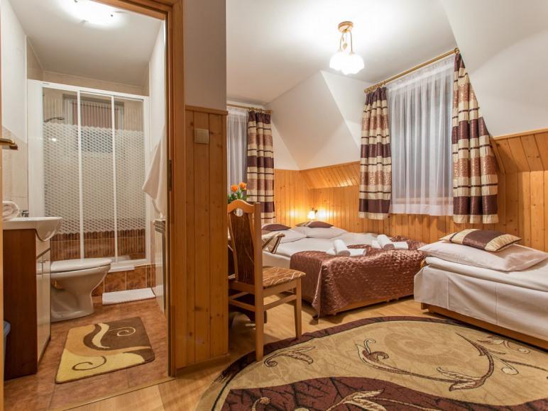 Pokoje Gościnne i Apartamenty Teklarz