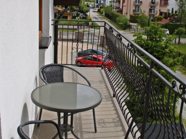 Balkon pok. nr.9