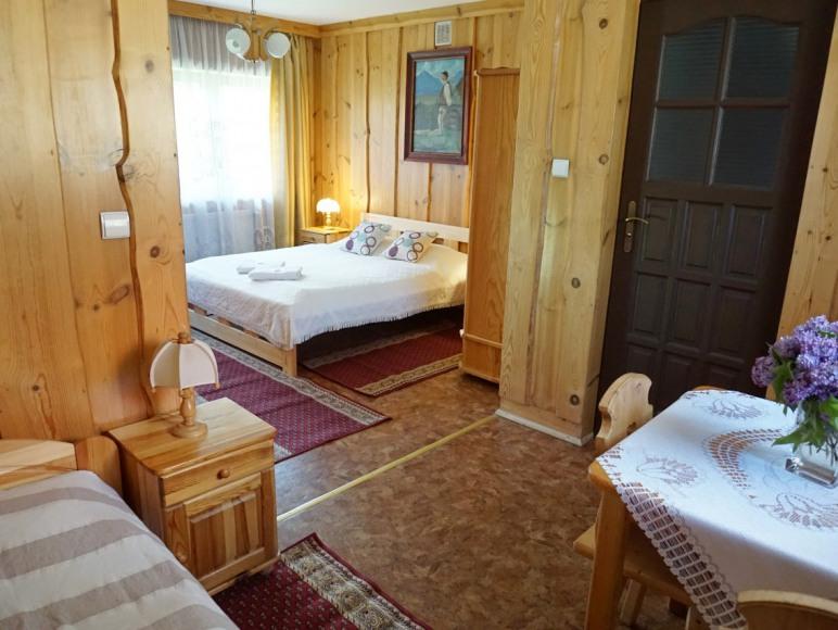 Apartament w domku