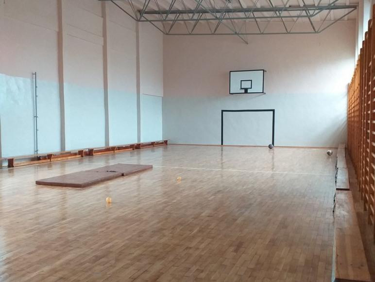 sala gimnstyczna