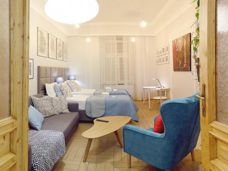 apartament czteroosobowy