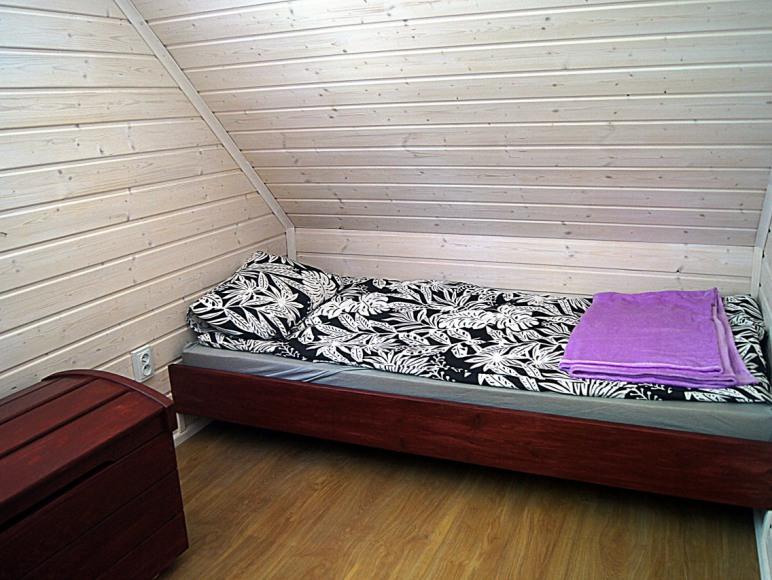 Domek Zuzia pokój trzyosobowy