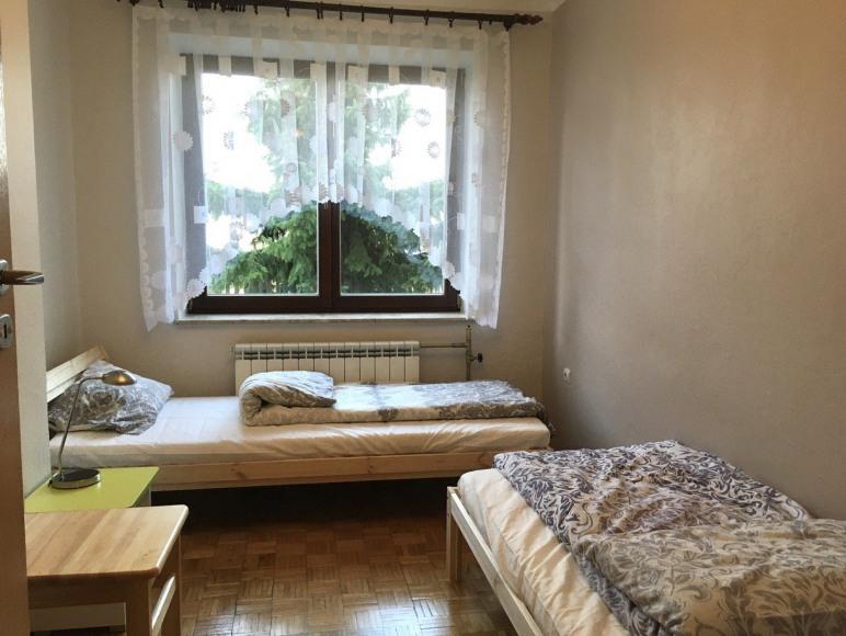 Pokój wschodni w apartamencie