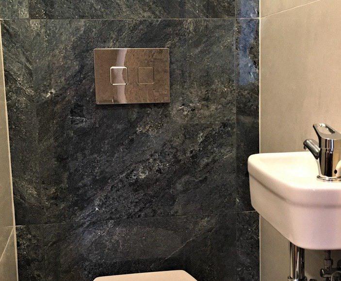 WC w apartamencie