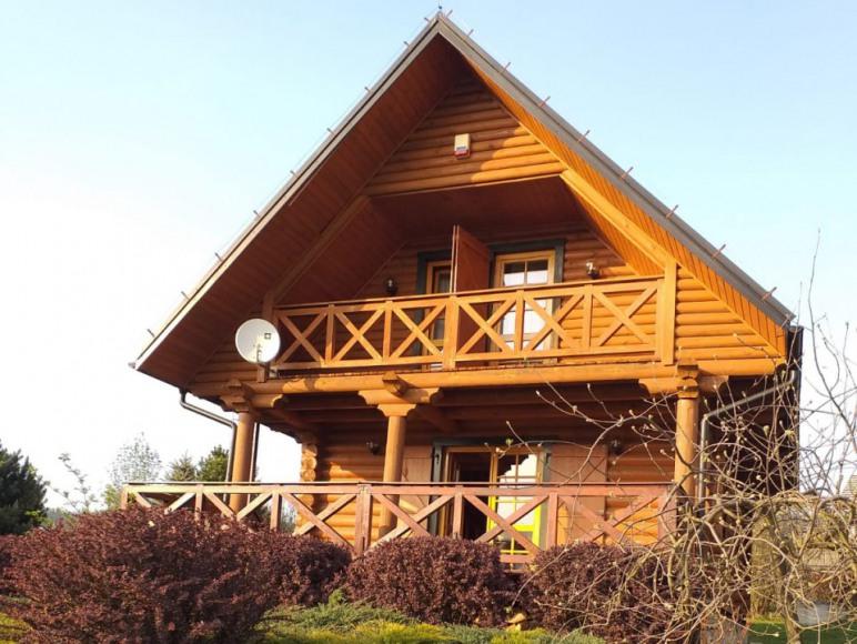 Dom letniskowy Uście Gorlickie