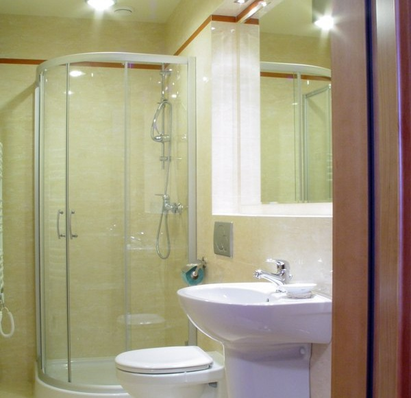 łazienka pokój comfort