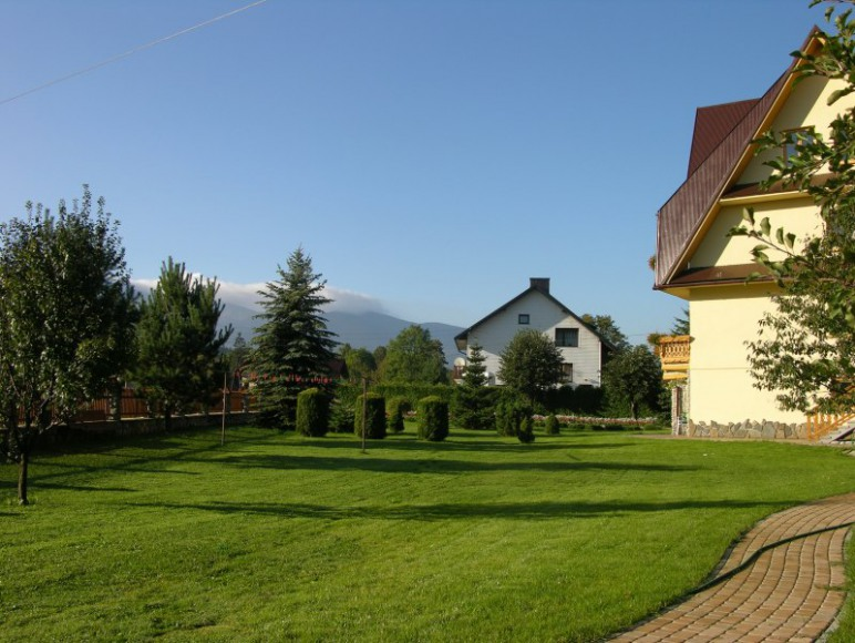 Pensjonat Pod Kozłem - Kazimiera Żółta