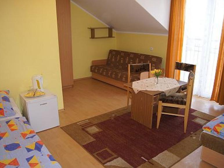 pokój 3-osobowy /mały balkon/