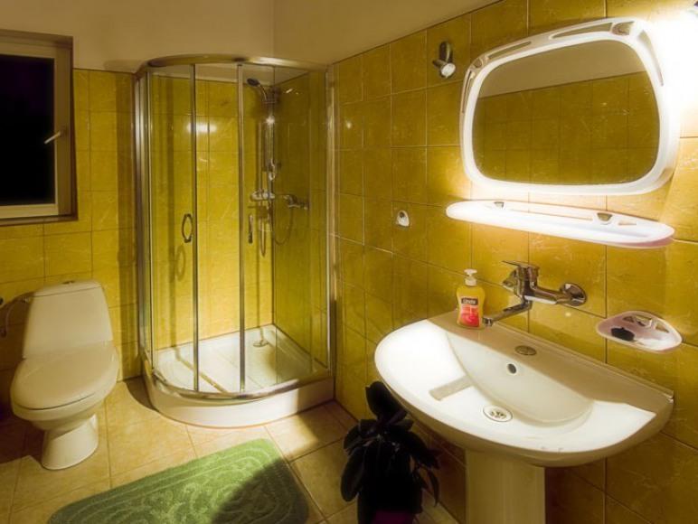 łazienka w pokoju nr 3