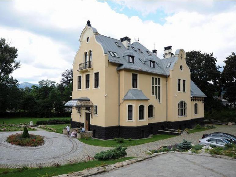 Villa Elise Park Pension