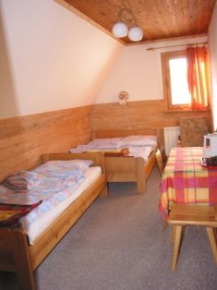 Camping Harenda, pokoje i apartamenty