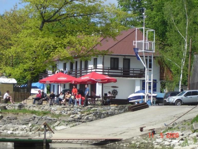 Ośrodek Szkolenia Żeglarskiego W Znamirowicach