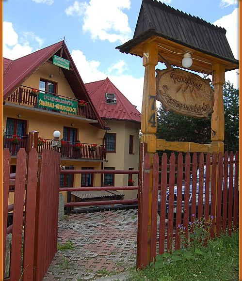 Pensjonat Szczepaniakówka