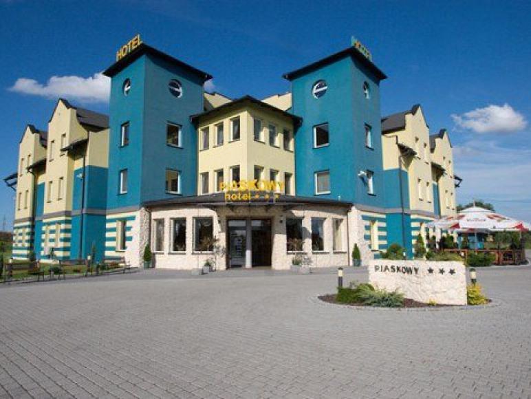 Hotel Piaskowy *** Restauracja Kameralna
