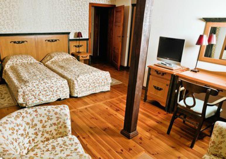Hotel-Restauracja Zagroda Bamberska