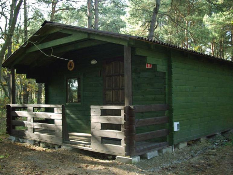 Ośrodek Harcerski Hufca ZHP Myszków W Siamoszycach Związek Gmin Jurajskich