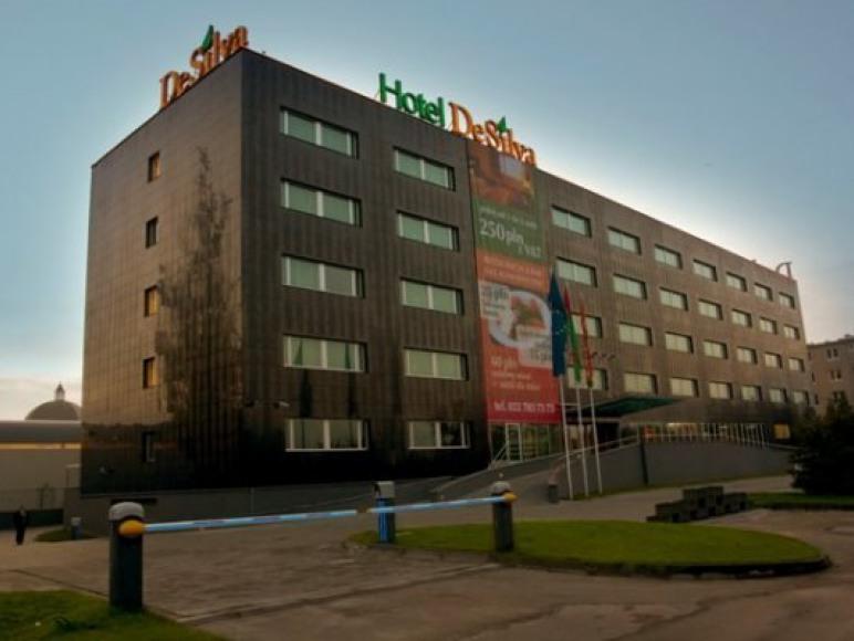 Hotel DeSilva Piaseczno