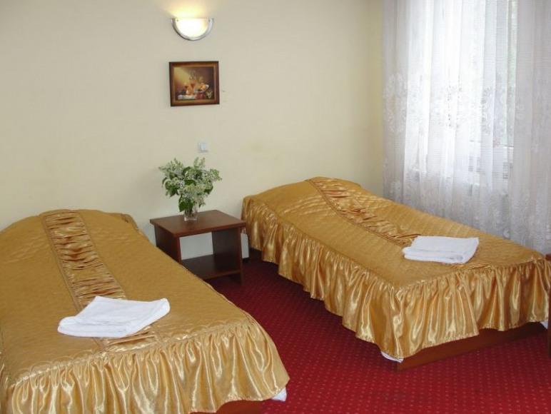 Hotel Restauracja Sekwana