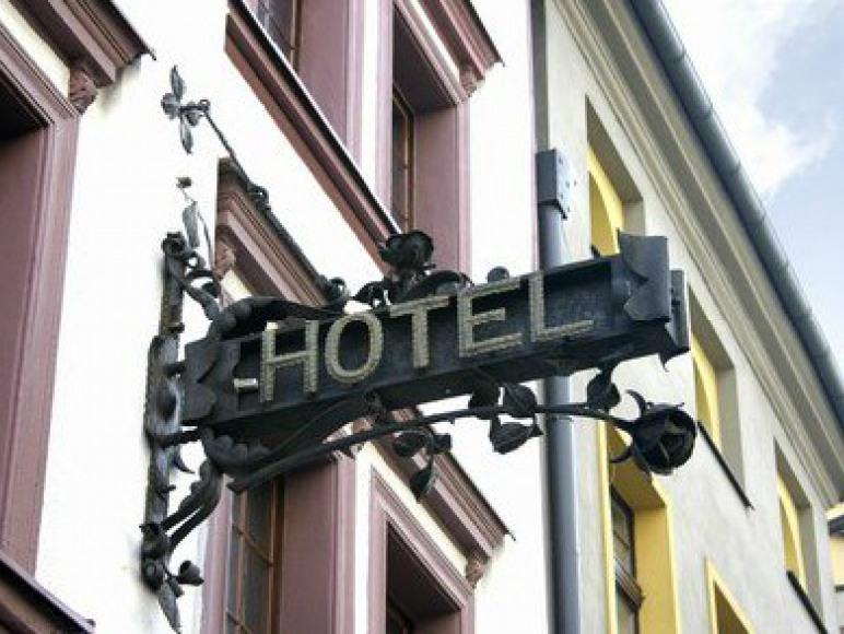 Hotel Pod Czarną Różą