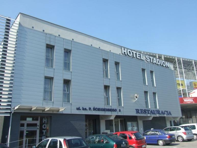 Miejski Ośrodek Sportu i Rekreacji Hotel Stadion