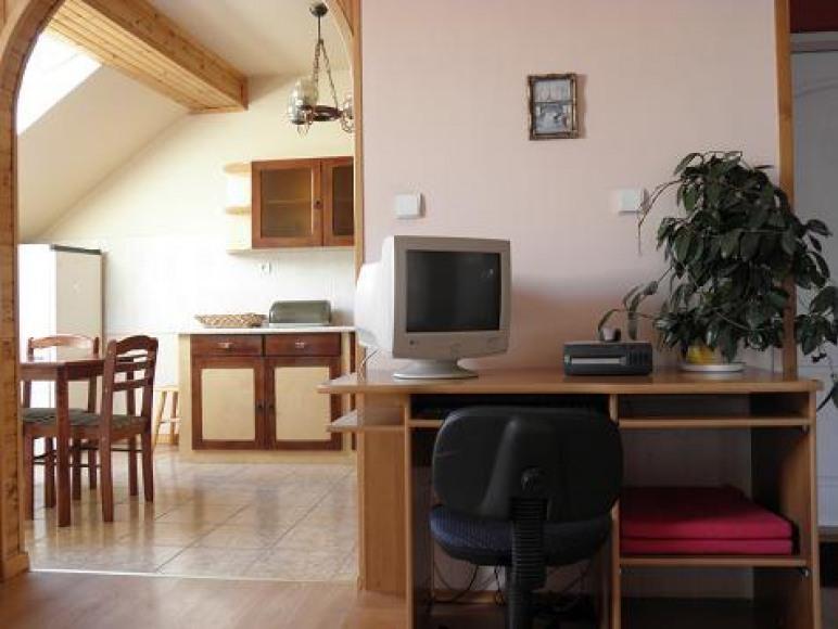 apartament, pokój dzienny