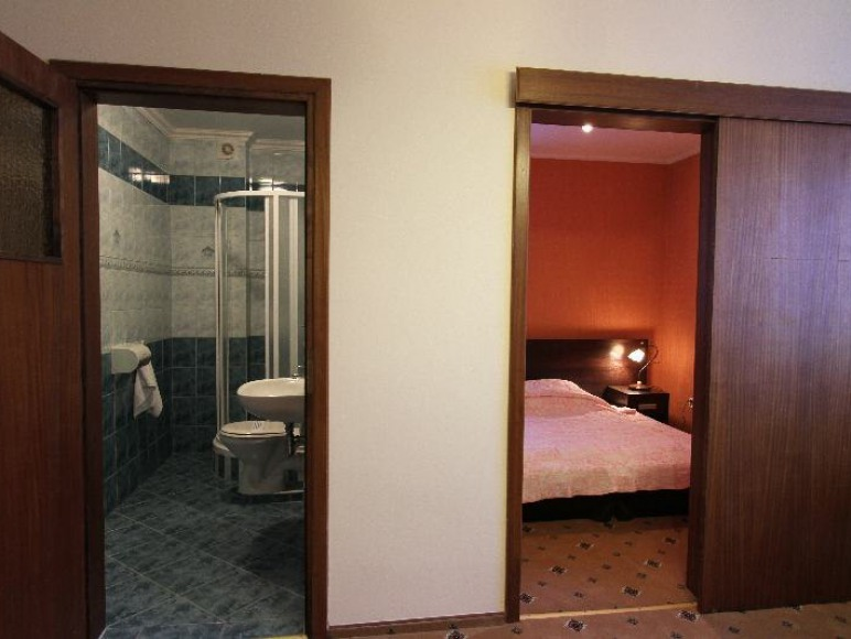 Hotel Pod Lipami
