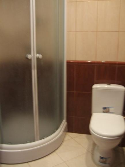 łazienka - 3pietro