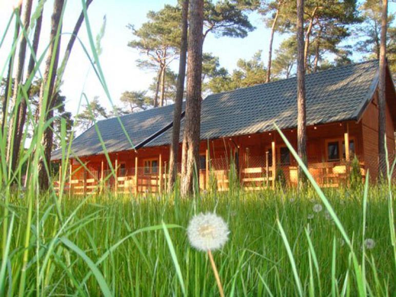 nowe domki drewniane