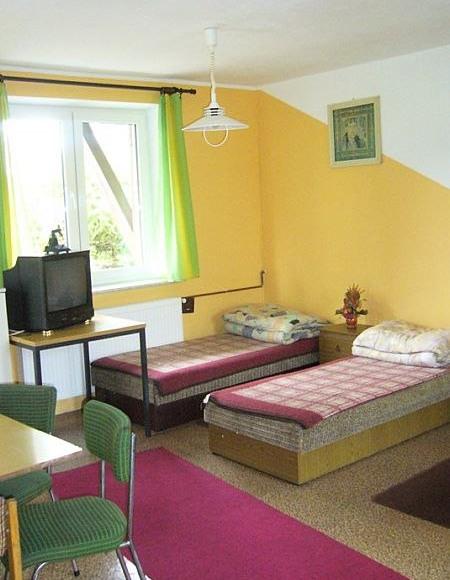pokój w pensjonacie