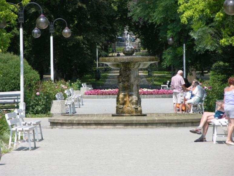 Park uzdrowiskowy