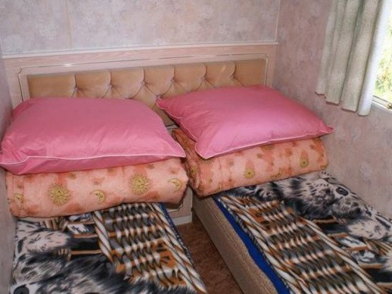 Pokoje, Domek W Rusinowie