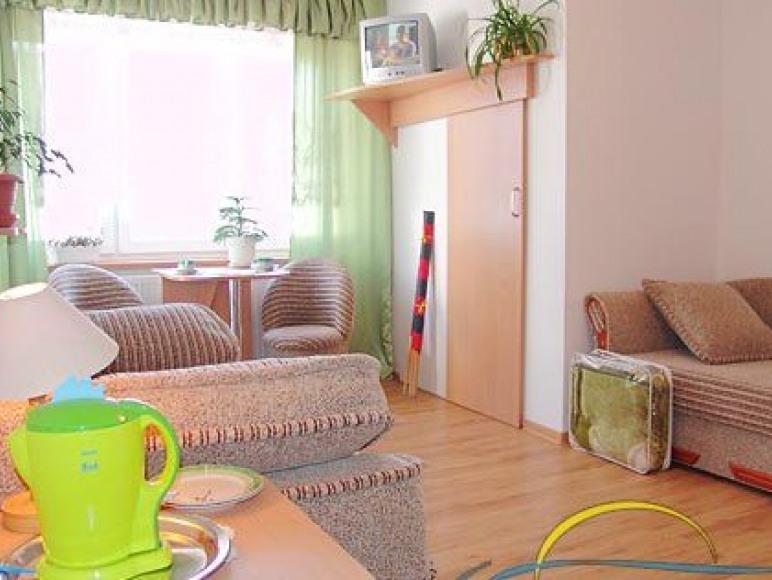 Pokój 2-osobowy w mniejszym budynku