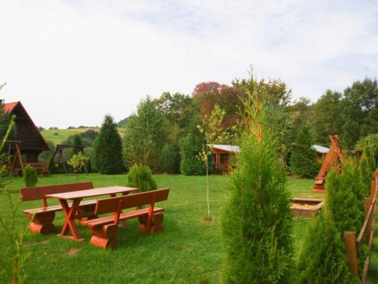 Zielony Zakątek domki i pokoje