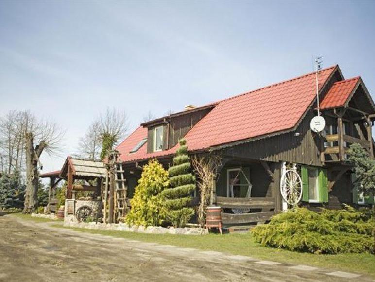 Chata Pod Żurawiem Waberska Irena Agroturystyka