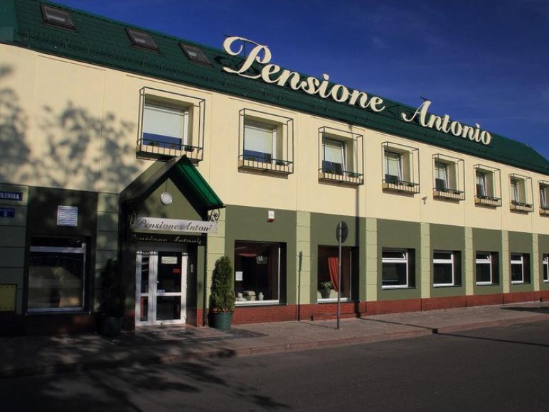 Budynek Pensione Antonio
