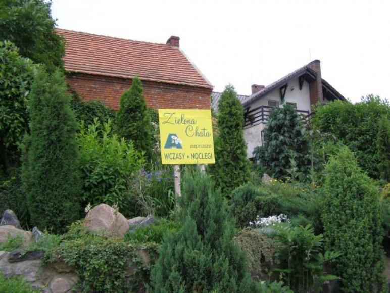 Zielona Chata Gospodarstwo Agroturystyczne Kaczmarkowie