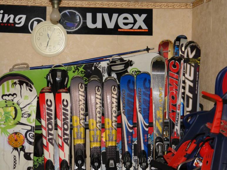 Wypożyczalnia-serwis nart i snowboardów. Dla Gości korzystne rabaty!