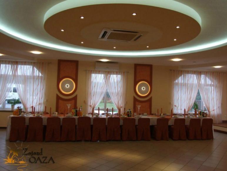 Zajazd Oaza Restauracja Obczyńscy J. M.