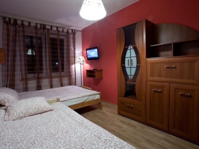 Apartament Tango sypialnia2