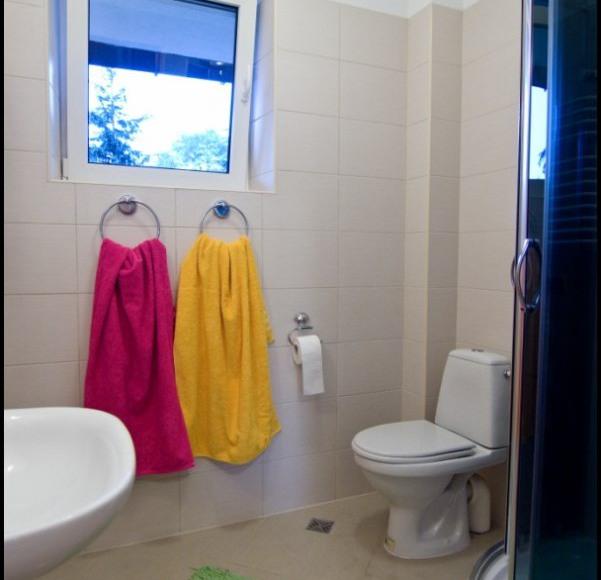 Apartament Wiater Halny łazienka