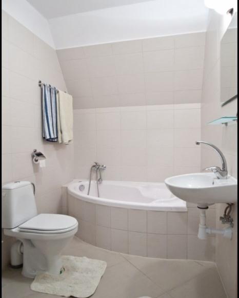 Apartament Skaldowie łazienka